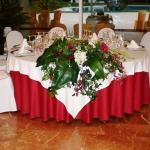 mesa boda salón Quorum