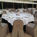 terraza porche boda