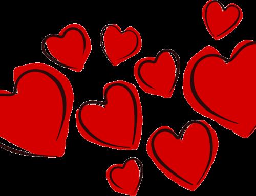 Cena de San Valentín , 16 de Febrero 2018