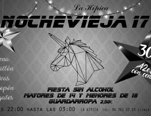 NOCHEVIEJA 2017 en La Hípica