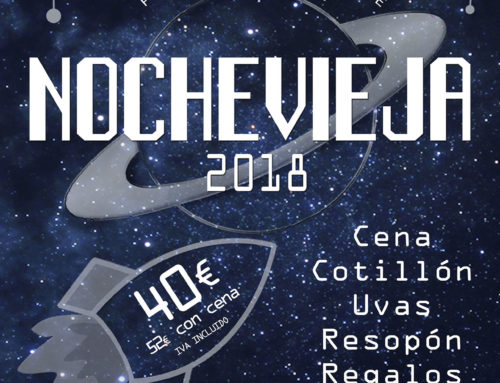 NOCHEVIEJA 2018 en La Hípica