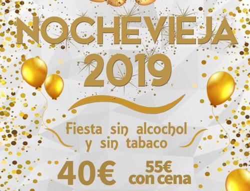 NOCHEVIEJA 2019 Valencia en La Hípica