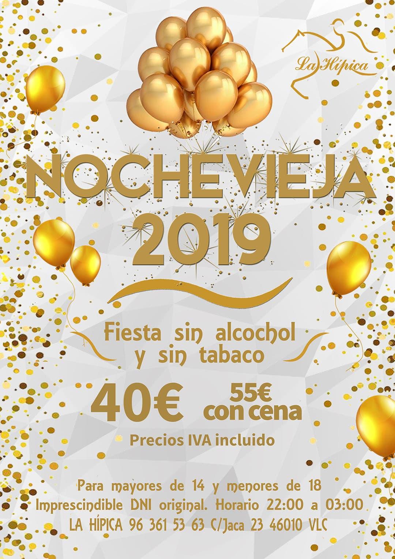 nochevieja 2019, nochevieja valencia