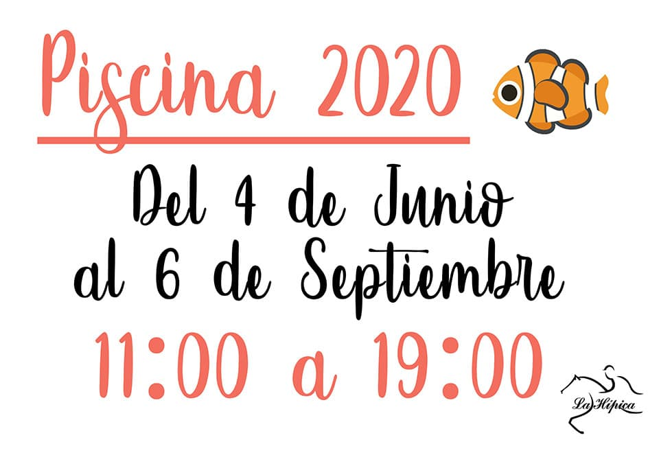 piscina la hipica valencia 2020